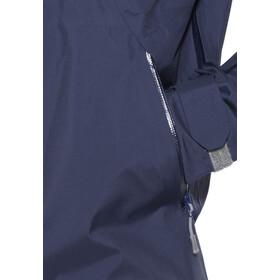 Bergans Letto Jacket Herren navy/solid grey